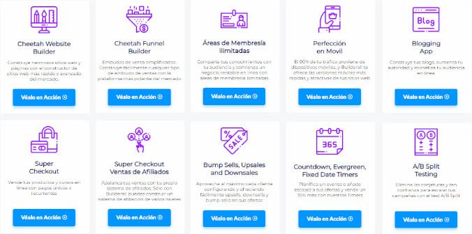 herramientas de builderall 3.0