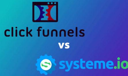 clickfunnels vs systeme.io
