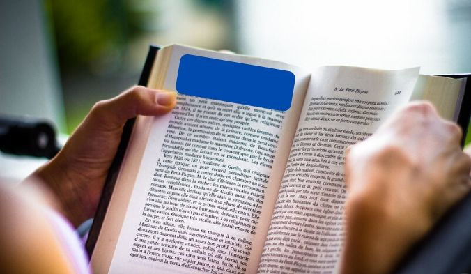 usar marcadores para leer rápido