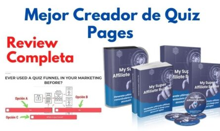 My Super Affiliate Builder review en español