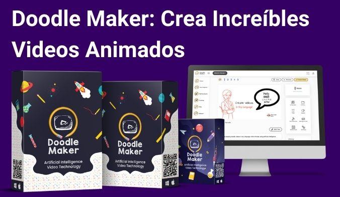 Doodle Maker: Review Español