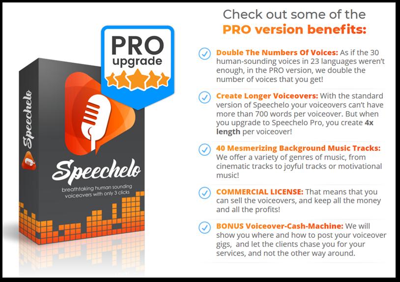 speechelo version pro