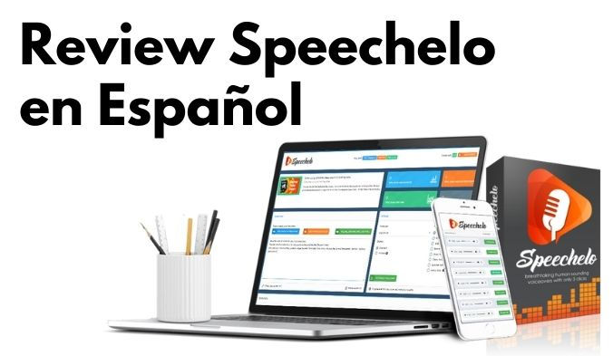 speechelo review español