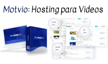 Motvio hosting para videos