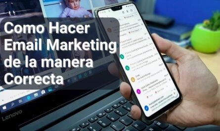 Email marketing de la manera correcta