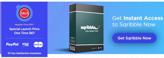 precio de sqribble