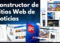crear sitio web de noticias