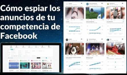 espiar anuncios de facebook