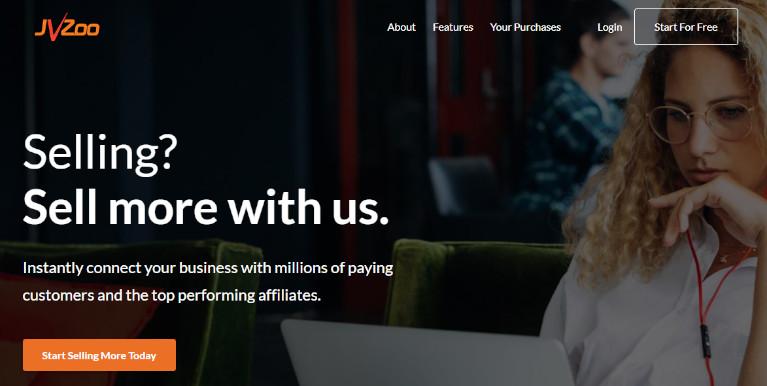 jvzoo mejores paginas de marketing de afiliados