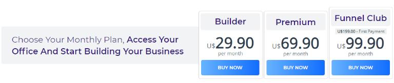 constructor de embudos precios de builderall