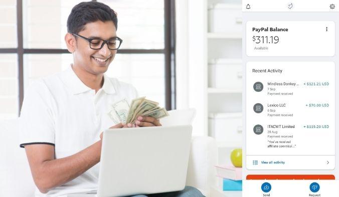 Ganar dinero en Paypal Sin inversion