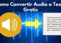 convertidor de audio a texto