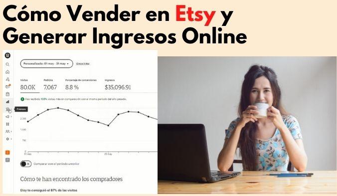 Como Vender en Etsy, Guia y MasterClass Gratis